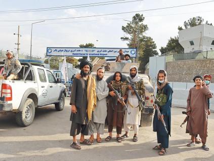 安理会通过阿富汗决议 中俄弃权 因未提及打击极端组织