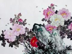 """展现行草书法魅力 """"大美园山""""在深圳画院开展"""