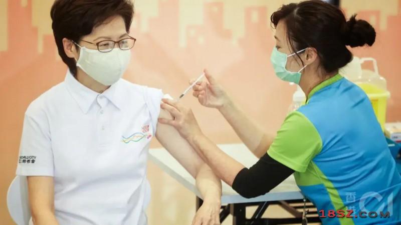 青少年接种科兴疫苗