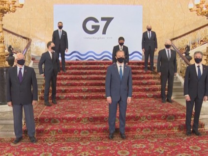 G7下周与中俄外长召开会议 就阿富汗局势进行磋商