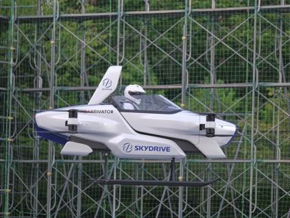 展望2025世博 大阪知事发宏愿2024飞天车提前升空