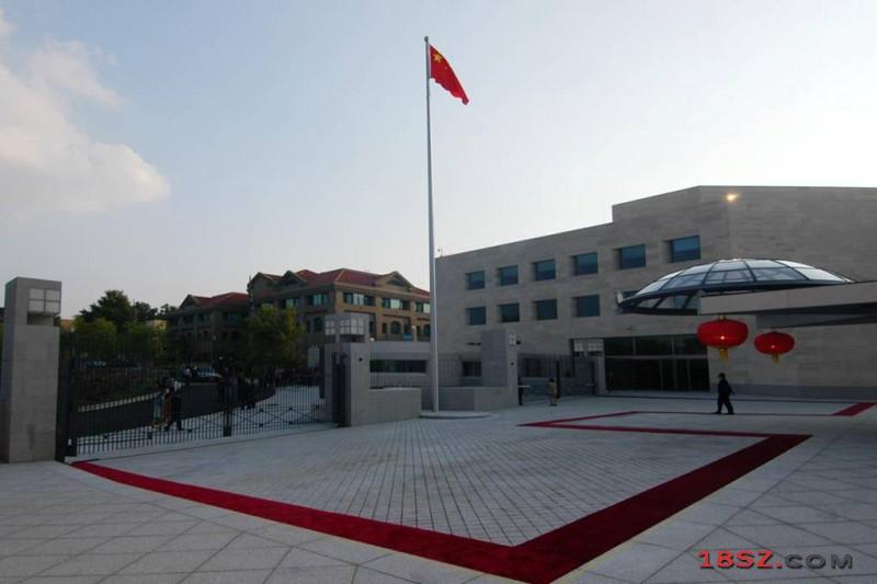 中国驻美大使馆