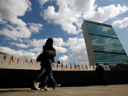 纽约要求联大代表出示疫苗证明 俄大使批歧视