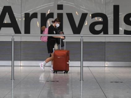 英国考虑放宽对英格兰国际旅行规定