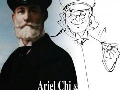 ARIEL CHI & J. Walter Thompson 超时空对「画」展