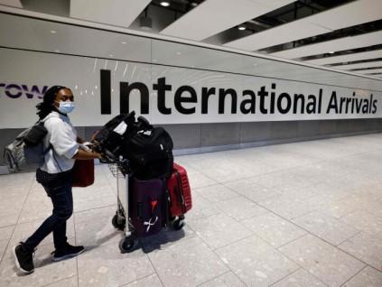 简化入境新冠检测次数提振旅游业 英国两周后大幅放宽入境政策
