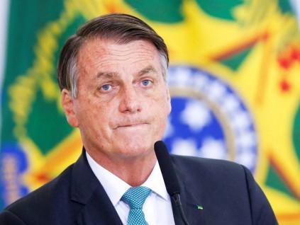 不甩纽约疫苗强制令 巴西总统赴美踢铁板惨况曝光