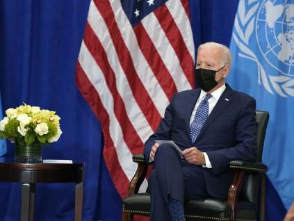拜登联大演说诉诸团结 强调竞争但不打新冷战