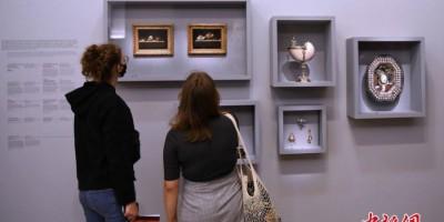 法国卢浮宫时隔一年推出线下新特展