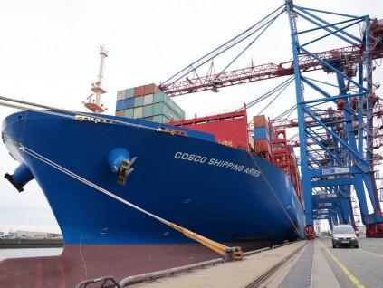 中国收购德汉堡港码头股权 站稳欧洲货运枢纽关键据点