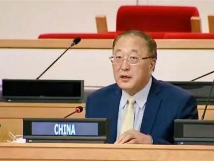 中国代表张军吁发达国家承担更多财政责任