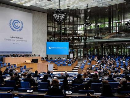 应对气候变化具体措施谈不拢 G20气候谈判预备会议无法达共识