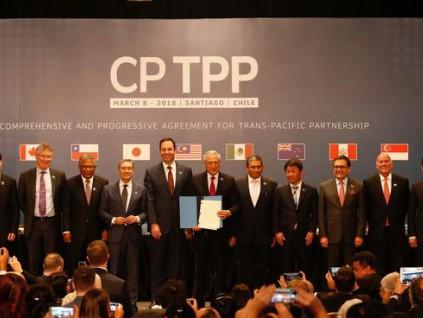 韩国最快月底决定是否加入CPTPP 现正式成员有11国
