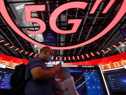 全国目前5G基站达115.9万个 5G终端连接数4.5亿户