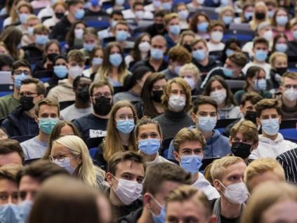 秋冬来袭德国第四波疫情拉警报 突破性感染激增