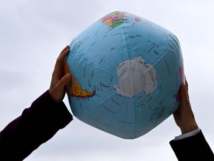 气候大会下周英国开幕 科学家聚焦气候临界点