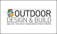 2018年中东国际户外设计与建造展览会