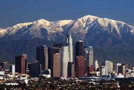 美国洛杉矶城市介绍
