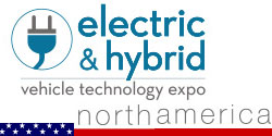 北美电动和混合动力车技术展览会展品范围