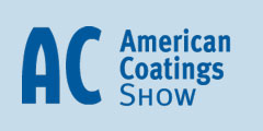 美国国际化工涂料展览会展品范围
